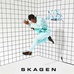 Skagen offers in the London catalogue
