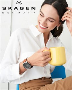 Clothes, Shoes & Accessories offers in the Skagen catalogue ( Expires today )