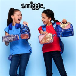 Toys & babies offers in the Smiggle catalogue in Basingstoke