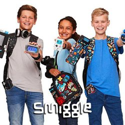 Toys & babies offers in the Smiggle catalogue in Lambeth