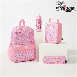 Smiggle catalogue ( More than a month )
