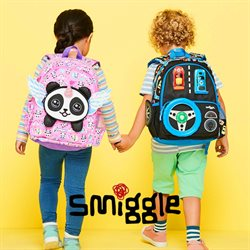 Toys & Babies offers in the Smiggle catalogue ( 1 day ago )