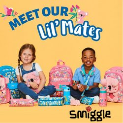 Toys & Babies offers in the Smiggle catalogue ( Expires today )