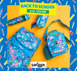 Toys & Babies offers in the Smiggle catalogue ( 1 day ago)