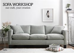 Home & Furniture offers in the Sofa Workshop catalogue in London