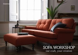 Sofa Workshop offers in the Leeds catalogue