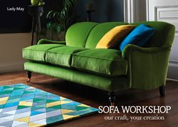 Sofa Workshop offers in the Kingston upon Thames catalogue