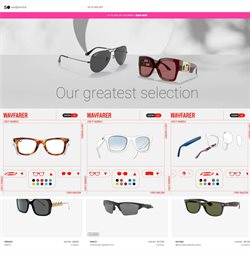 Sunglass Hut catalogue ( Expired )