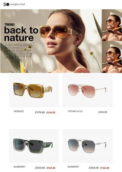 Sunglass Hut catalogue ( 14 days left )