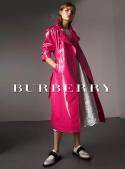 Luxury brands offers in the Burberry catalogue in London