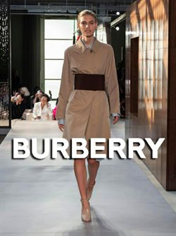 Burberry offers in the London catalogue