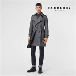 Luxury brands offers in the Burberry catalogue in Manchester