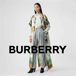 Burberry catalogue in London ( 4 days left )