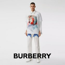 Luxury brands offers in the Burberry catalogue ( More than a month )