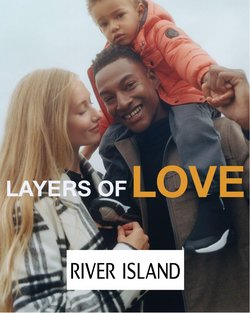 River Island offers in the River Island catalogue ( More than a month)