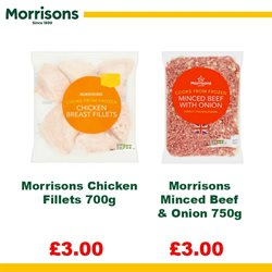 Chicken offers in the Morrisons catalogue in York