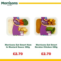 Chicken offers in the Morrisons catalogue in Camden