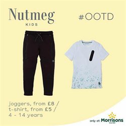 Clothing offers in the Morrisons catalogue in London