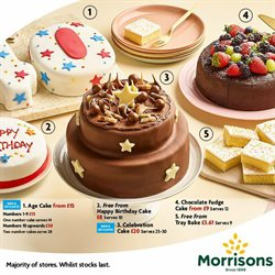 Chocolate offers in the Morrisons catalogue in York