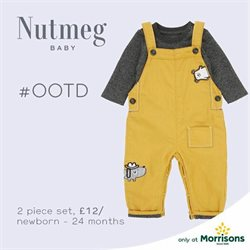Baby offers in the Morrisons catalogue in Aberdeen