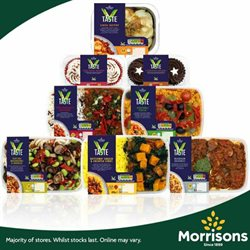 Food offers in the Morrisons catalogue in London