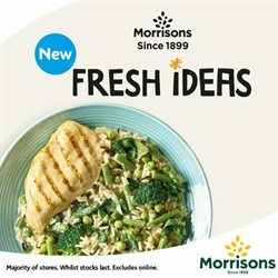 Supermarkets offers in the Morrisons catalogue in Cheltenham