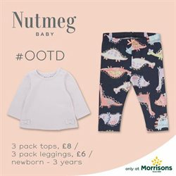 Clothing offers in the Morrisons catalogue in Middlesbrough
