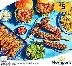 Supermarkets offers in the Morrisons catalogue in London