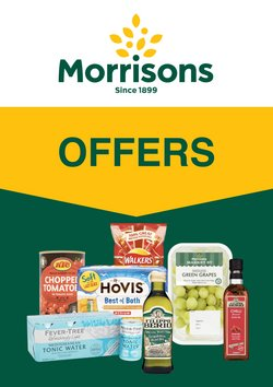 Morrisons catalogue in Croydon ( Expires today )