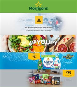 Morrisons catalogue ( Expires today )