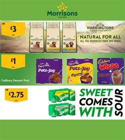 Supermarkets offers in the Morrisons catalogue in West Bromwich ( 5 days left )