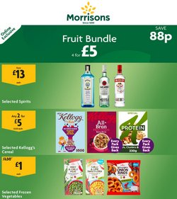Morrisons catalogue ( 1 day ago )