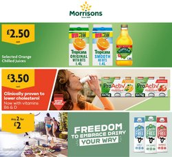 Morrisons offers in the Morrisons catalogue ( 7 days left)