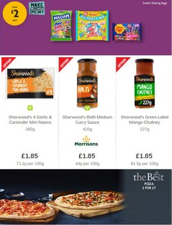 Morrisons offers in the Morrisons catalogue ( Expires today)