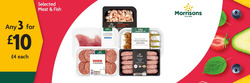 Morrisons offers in the Nottingham catalogue