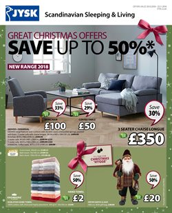 JYSK offers in the Coventry catalogue