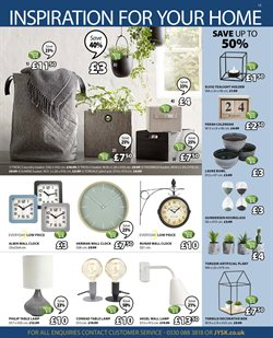 Lamp offers in the JYSK catalogue in London