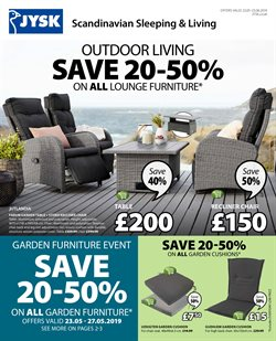 JYSK offers in the Leeds catalogue