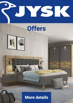 JYSK offers in the JYSK catalogue ( Published today)