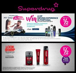 Pharmacy, Perfume & Beauty offers in the Superdrug catalogue in Bolton