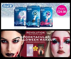 Makeup offers in the Superdrug catalogue in London
