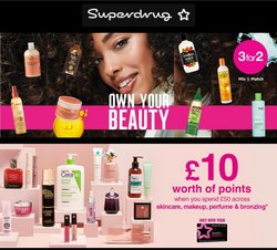 Superdrug catalogue ( 3 days ago )