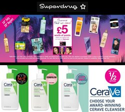 Superdrug offers in the Superdrug catalogue ( Expires today)