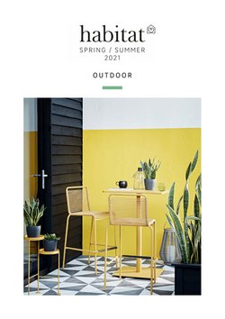 Home & Furniture offers in the Habitat catalogue ( 12 days left)