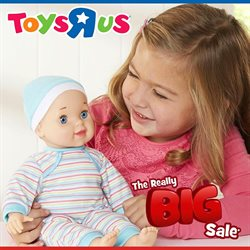 Toys & babies offers in the Toys R Us catalogue in Birkenhead