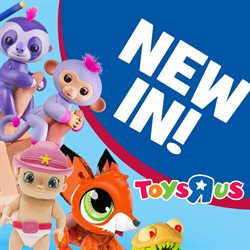 Toys & babies offers in the Toys R Us catalogue in Hackney