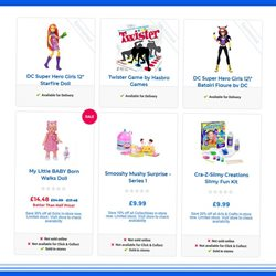 Games offers in the Toys R Us catalogue in Belfast