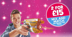 Toys R Us offers in the Derry catalogue