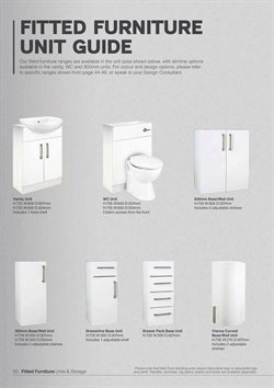 WC offers in the Wickes catalogue in London