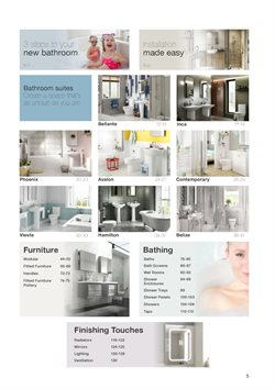 Shower offers in the Wickes catalogue in Stoke-on-Trent